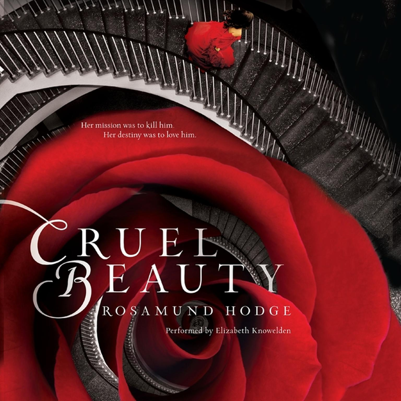 Image result for cruel beauty audiobook