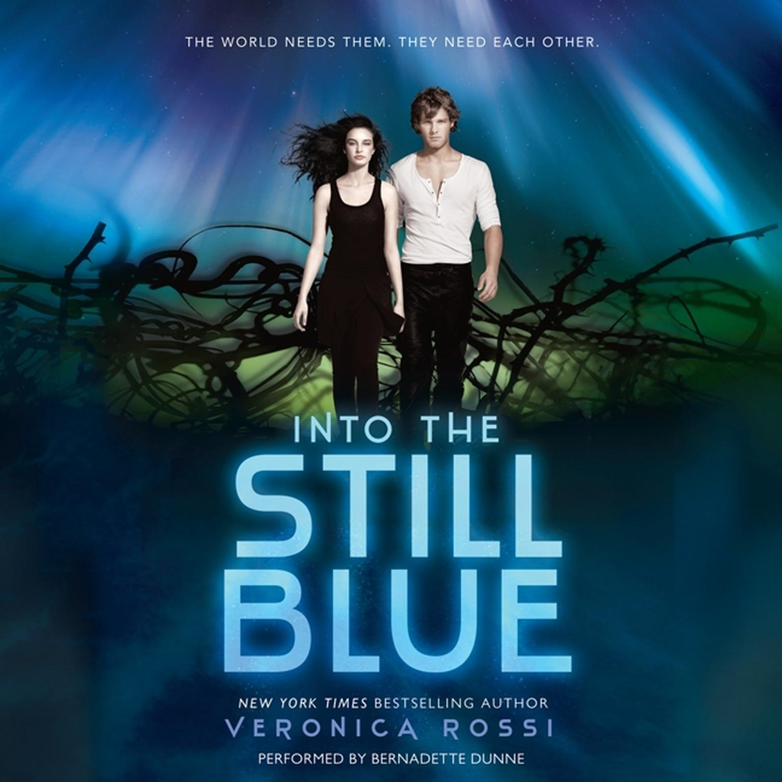 Printable Into the Still Blue Audiobook Cover Art