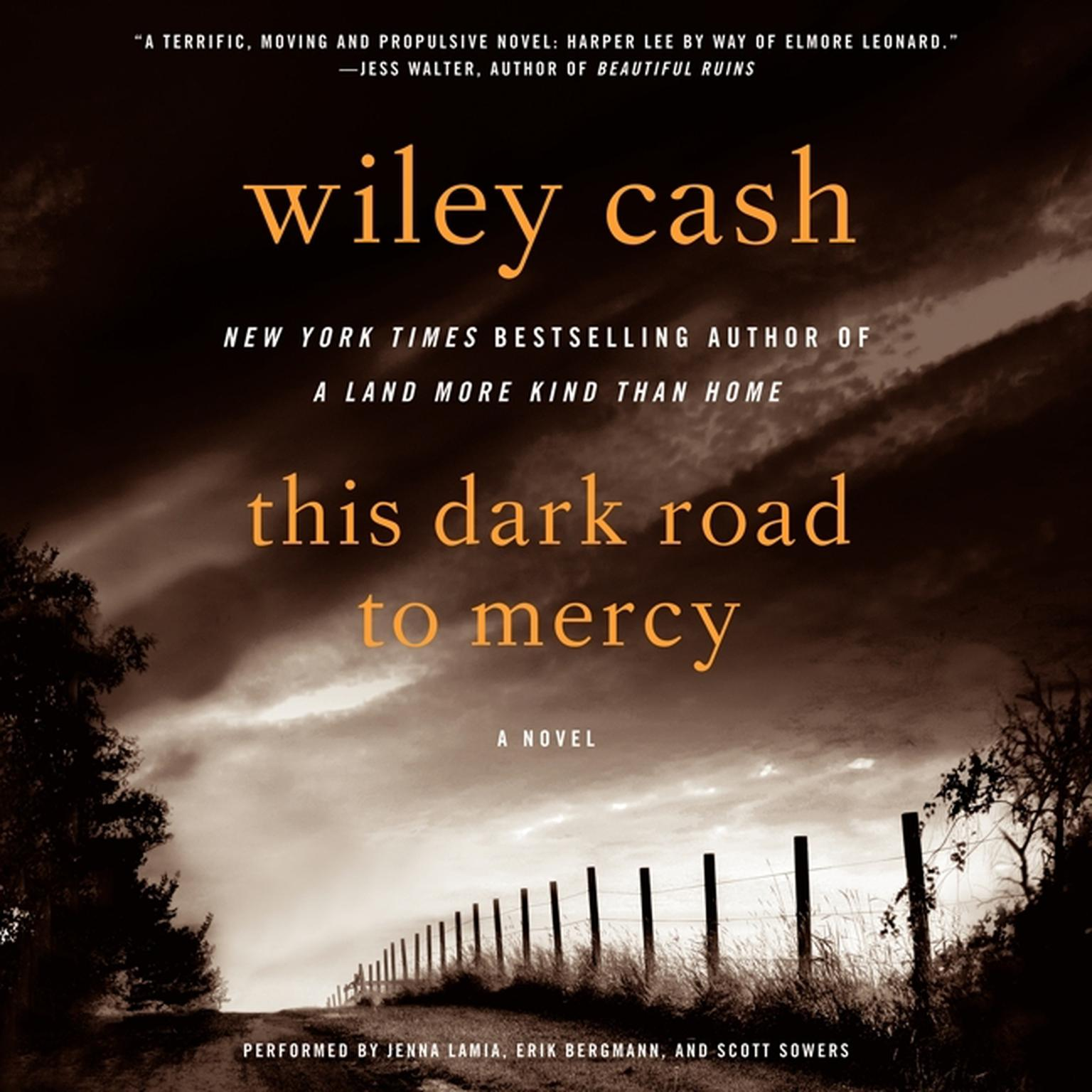 Printable This Dark Road to Mercy: A Novel Audiobook Cover Art