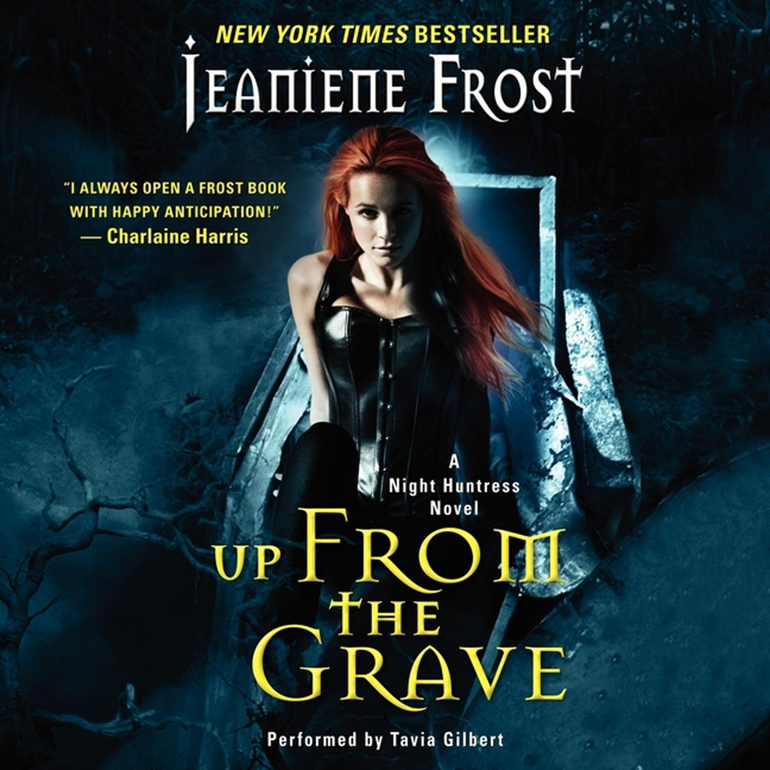 Printable Up from the Grave Audiobook Cover Art