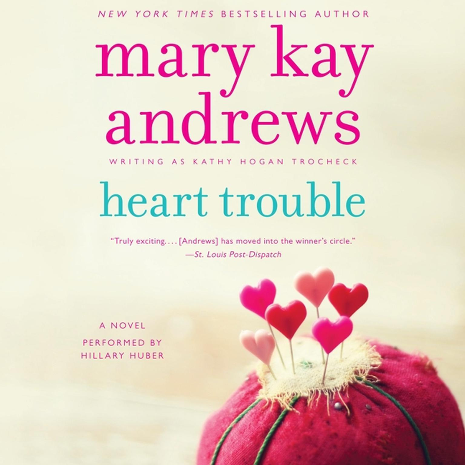 Printable Heart Trouble: A Novel Audiobook Cover Art