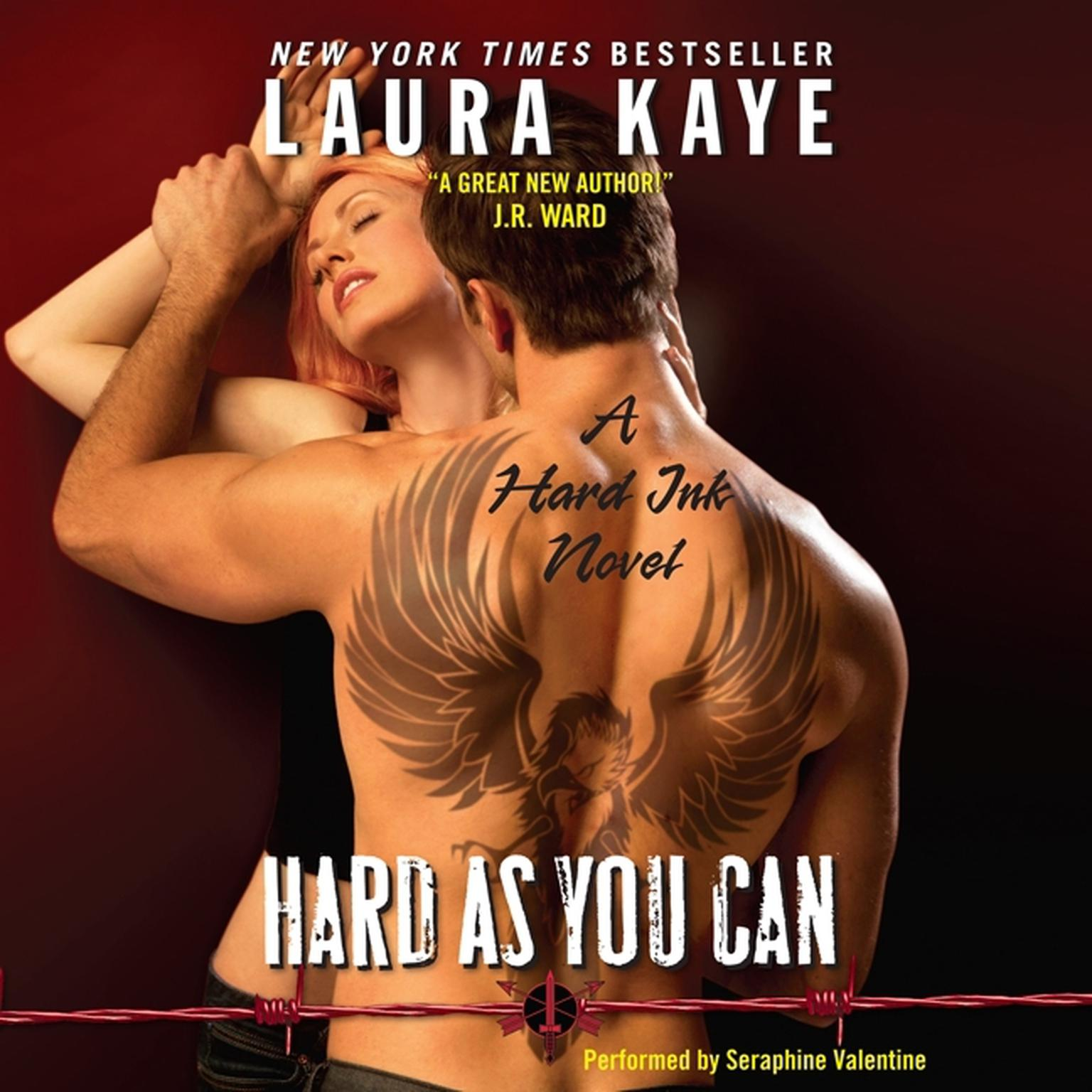 Printable Hard As You Can: A Hard Ink Novel Audiobook Cover Art