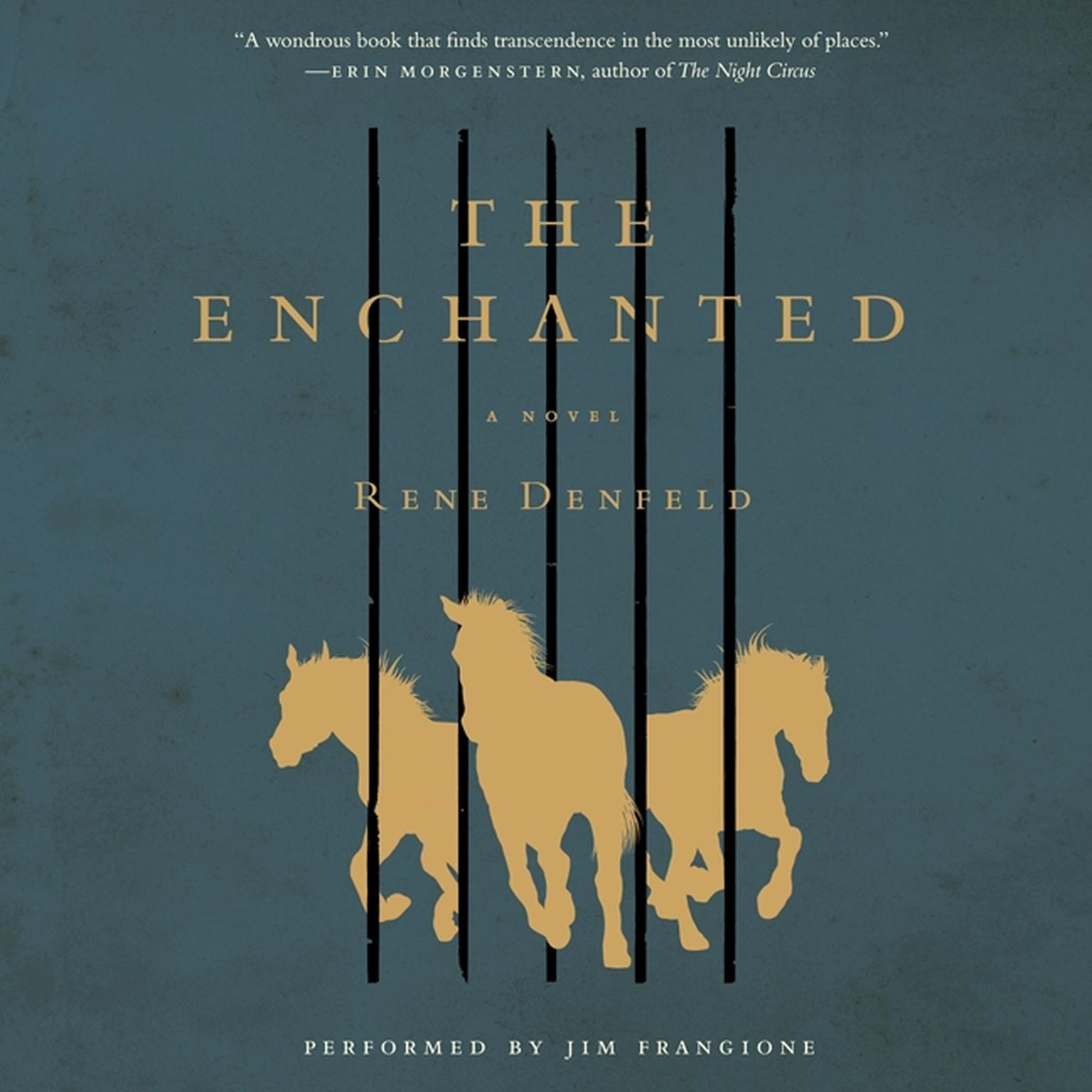 Printable The Enchanted: A Novel Audiobook Cover Art
