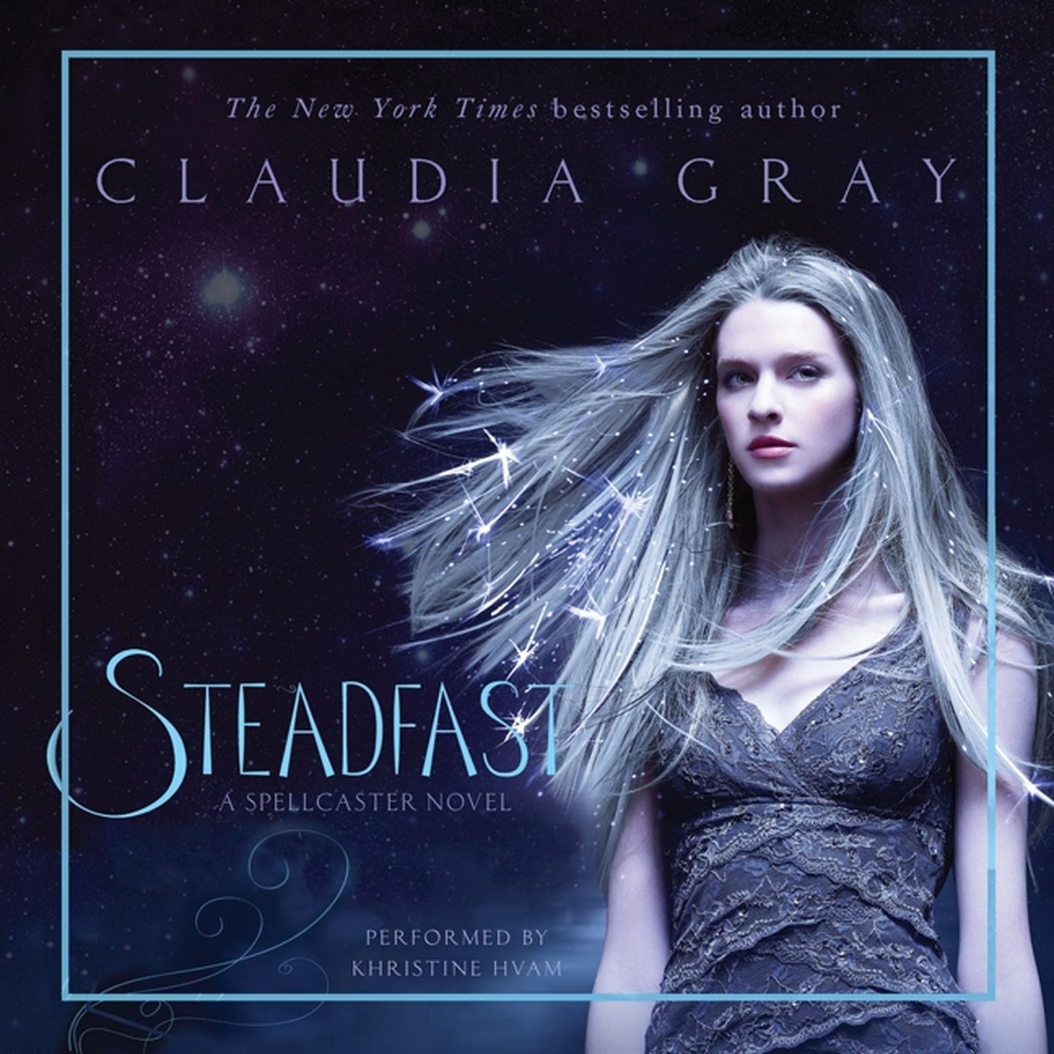 Printable Steadfast: A Spellcaster Novel Audiobook Cover Art