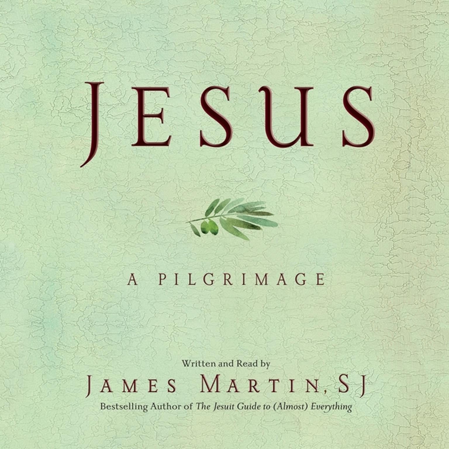 Printable Jesus: A Pilgrimage Audiobook Cover Art