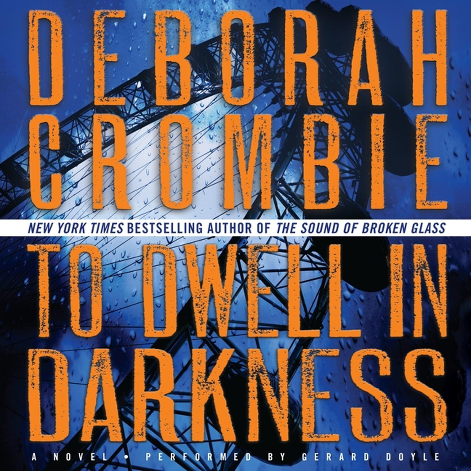 Printable To Dwell in Darkness: A Novel Audiobook Cover Art