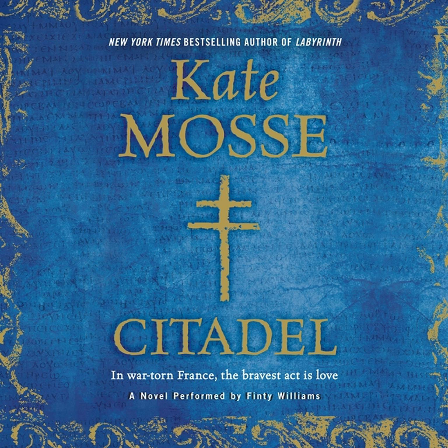 Printable Citadel: A Novel Audiobook Cover Art