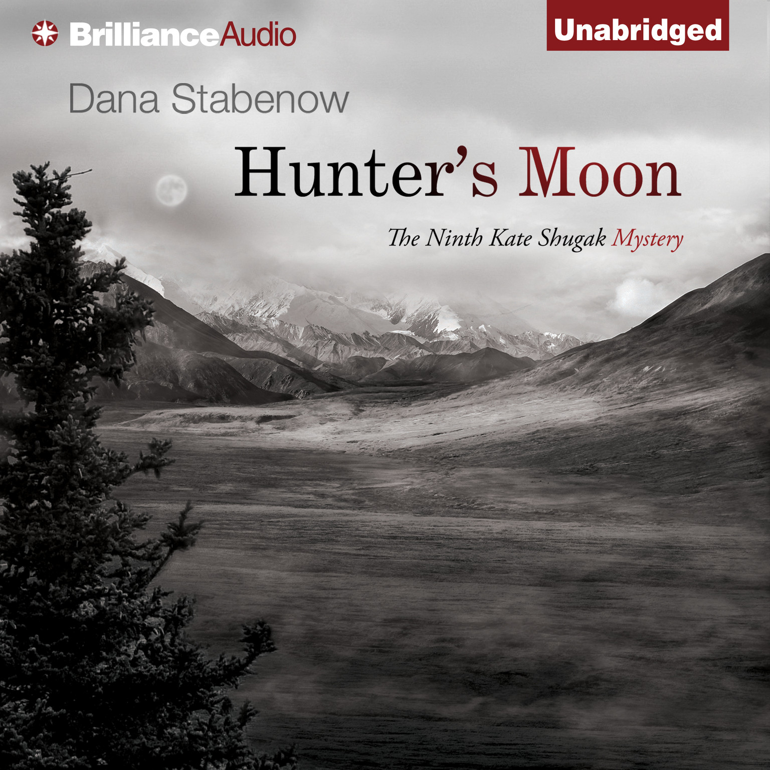 Printable Hunter's Moon Audiobook Cover Art