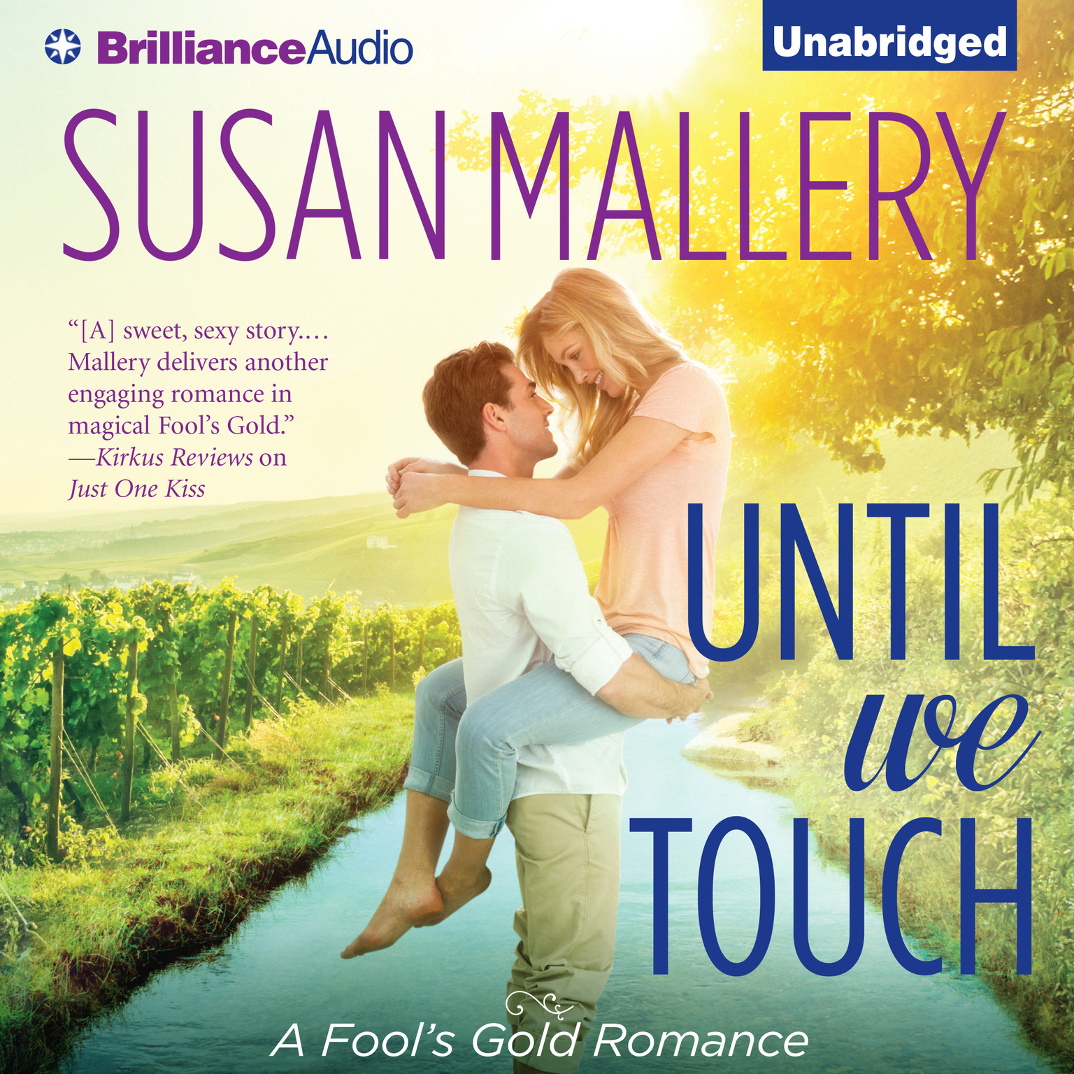 Printable Until We Touch Audiobook Cover Art