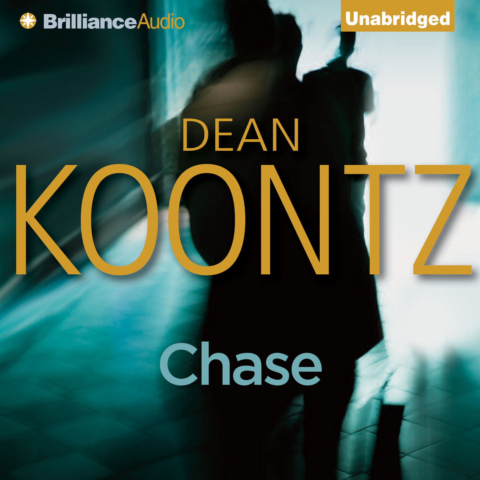 Printable Chase Audiobook Cover Art
