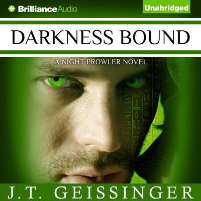 Darkness Bound Audiobook, by J. T. Geissinger