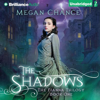 The Shadows Audiobook, by Megan Chance