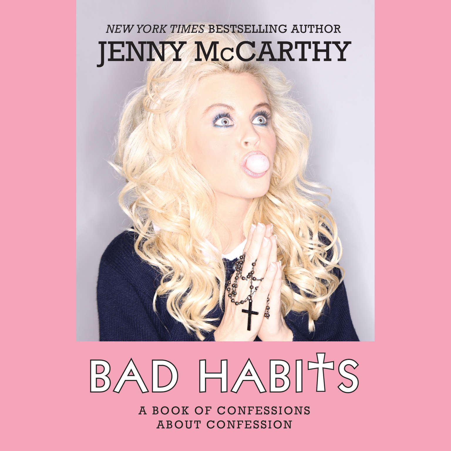 Printable Bad Habits: A Book of Confessions about Confession Audiobook Cover Art