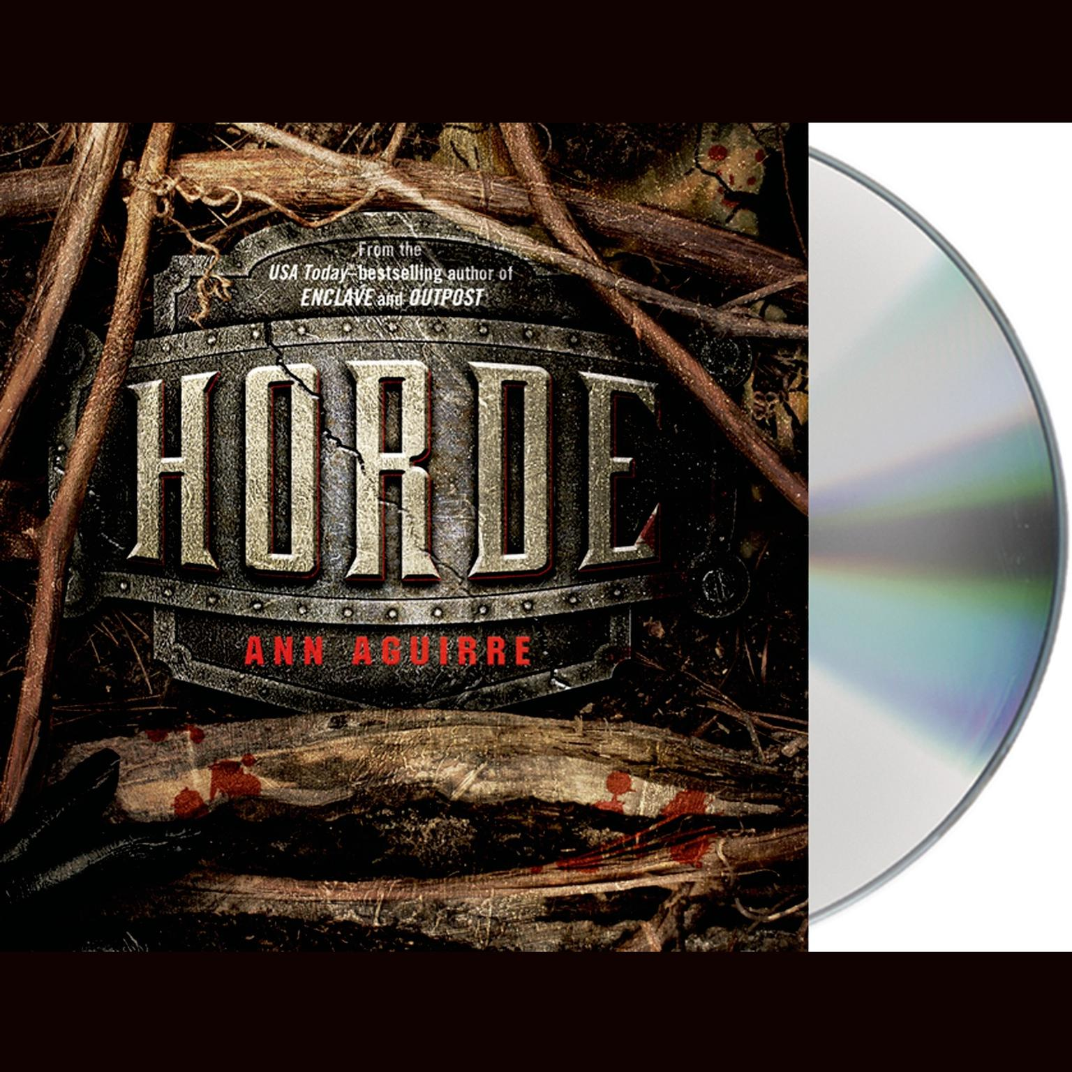 Printable Horde Audiobook Cover Art