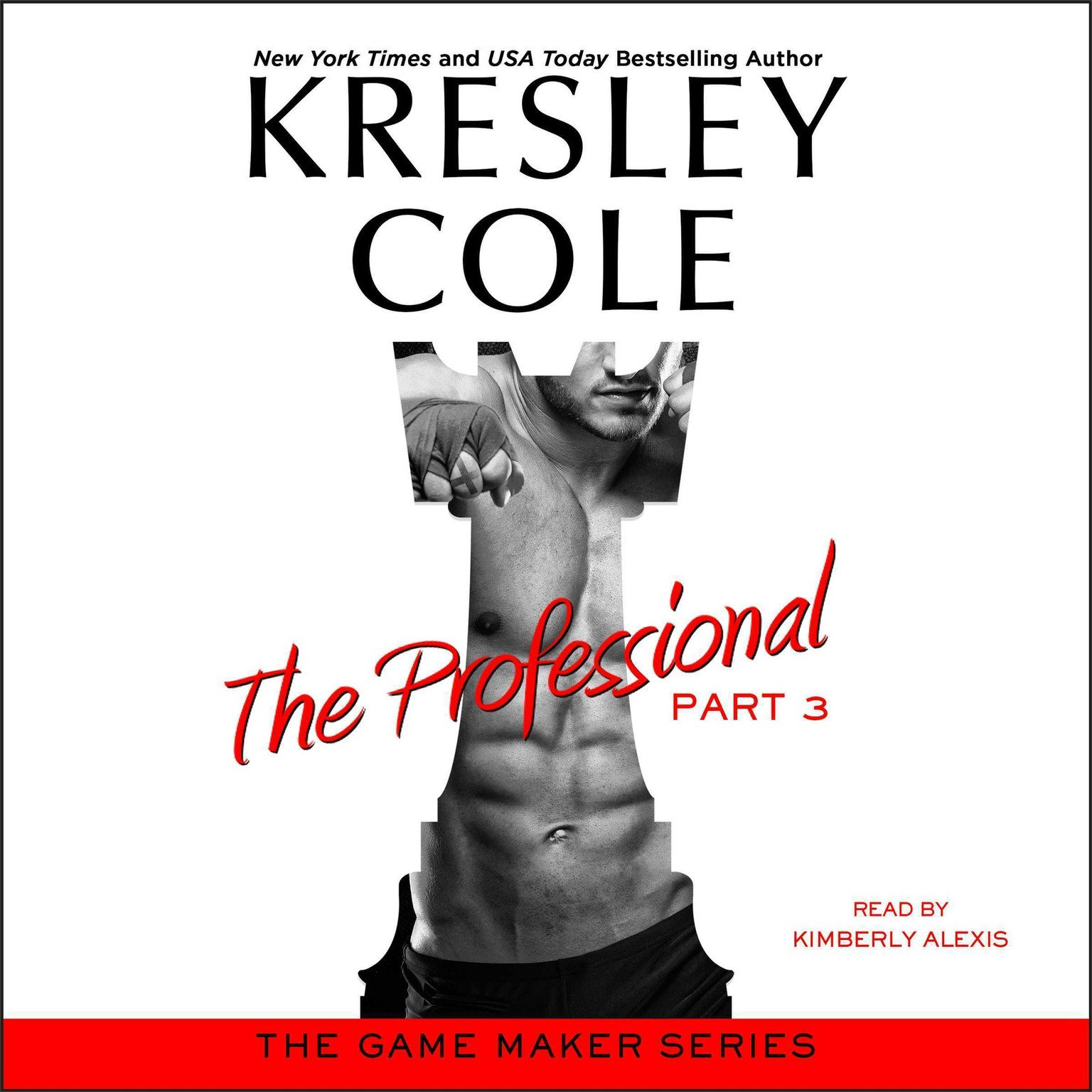 Printable The Professional: Part 3 Audiobook Cover Art