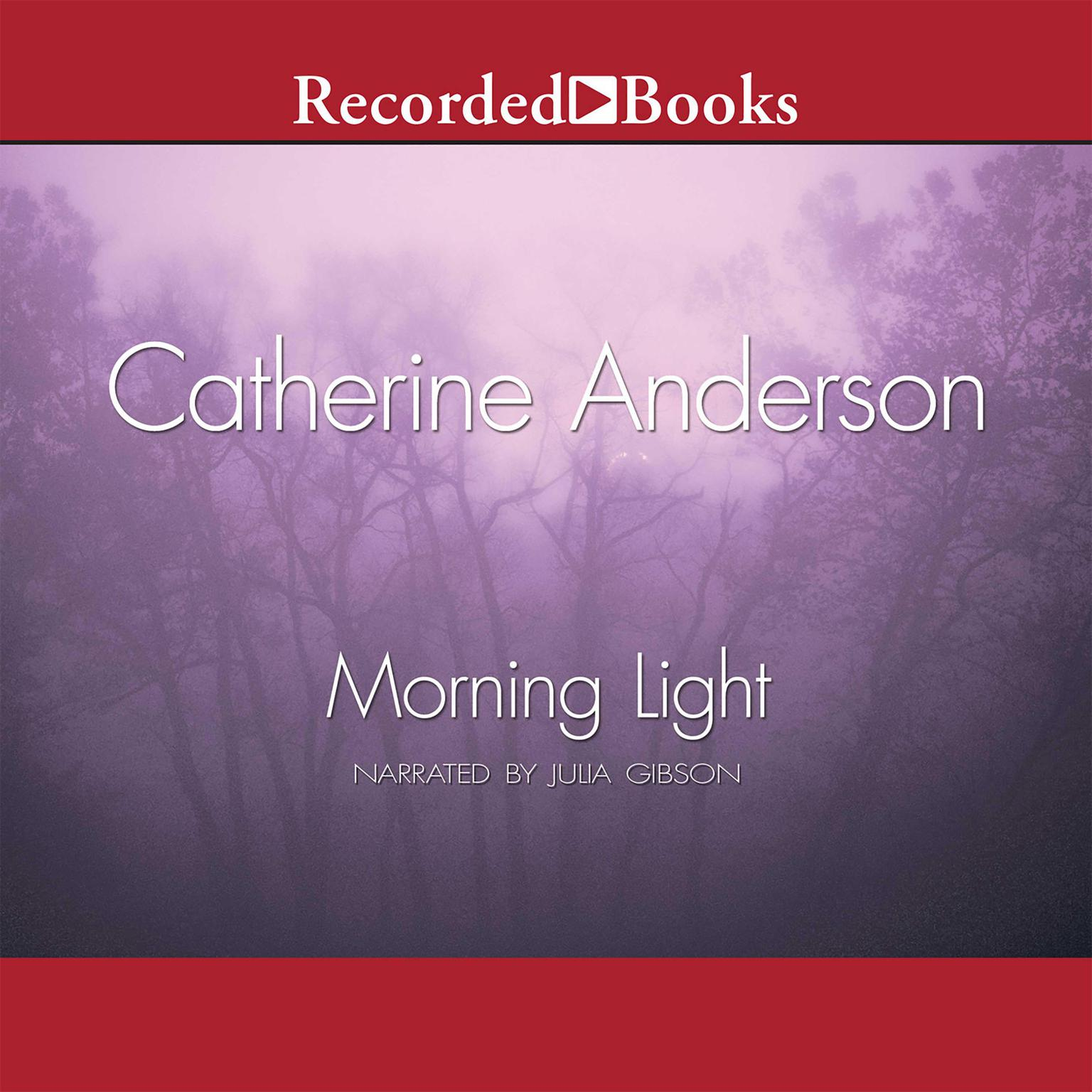 Printable Morning Light Audiobook Cover Art