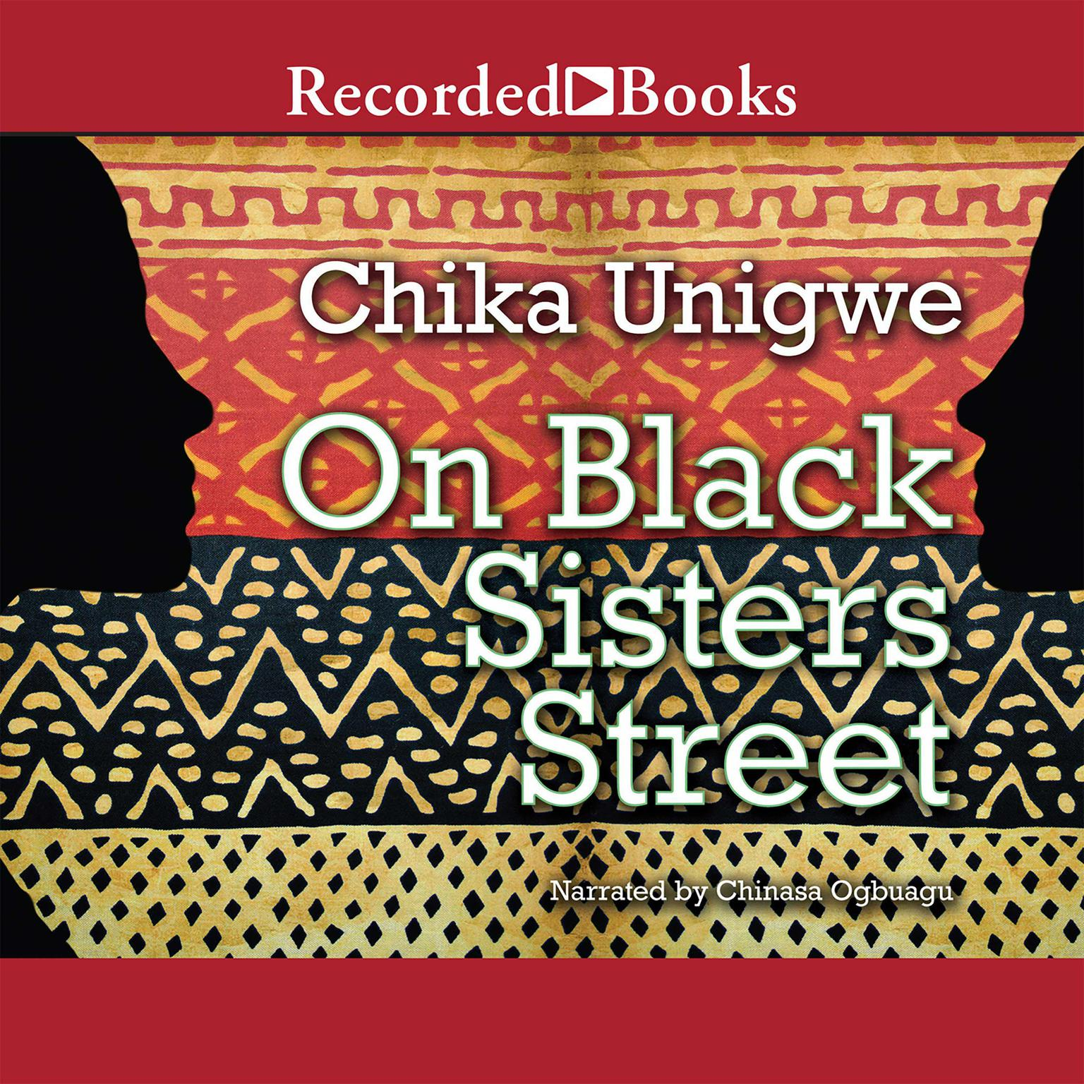 Printable On Black Sisters Street Audiobook Cover Art