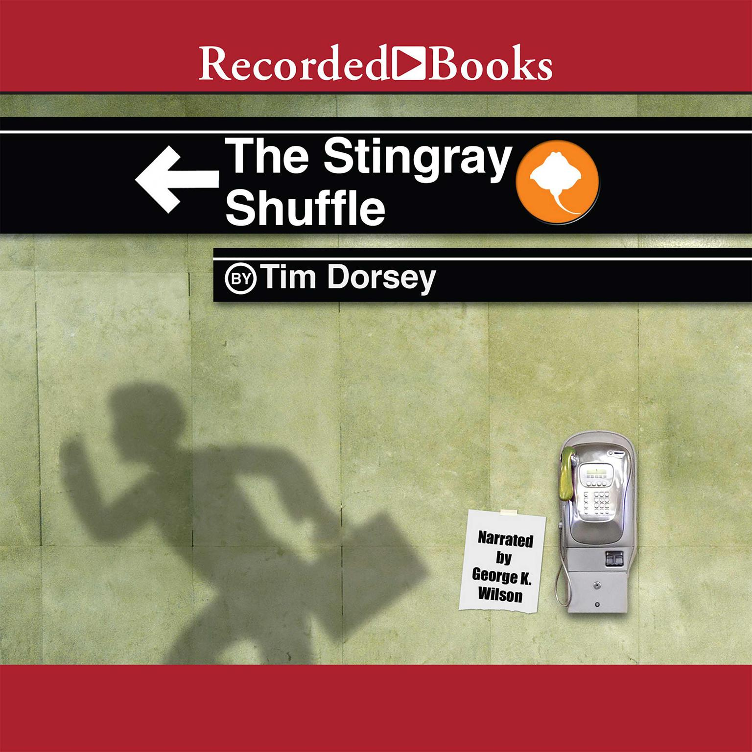 Printable The Stingray Shuffle Audiobook Cover Art