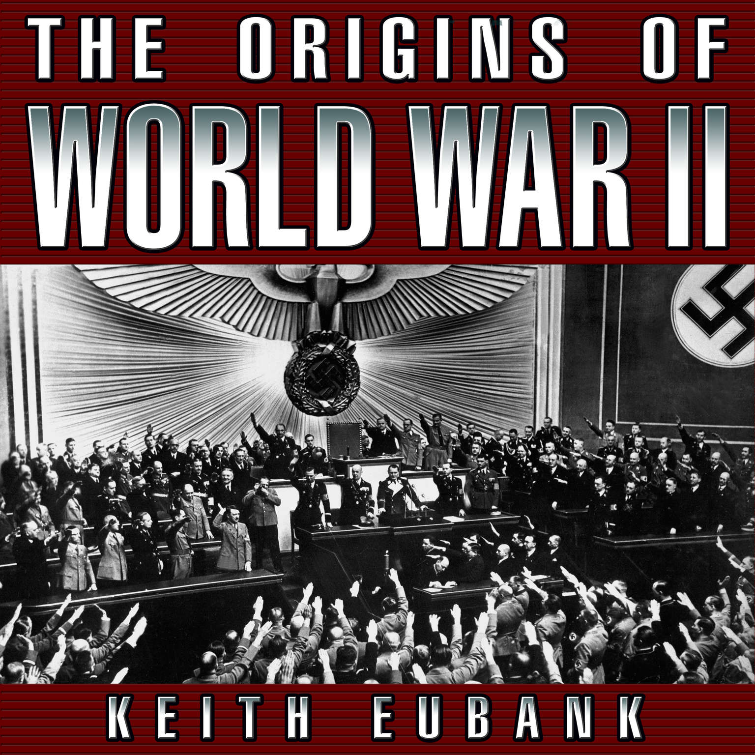 Printable The Origins World War II 3rd Edition: Third Edition Audiobook Cover Art