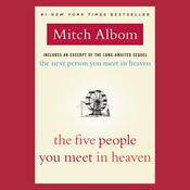 The Five People You Meet in Heaven Audiobook, by Mitch Albom