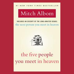 The Five People You Meet in Heaven: A Fable Audiobook, by Mitch Albom