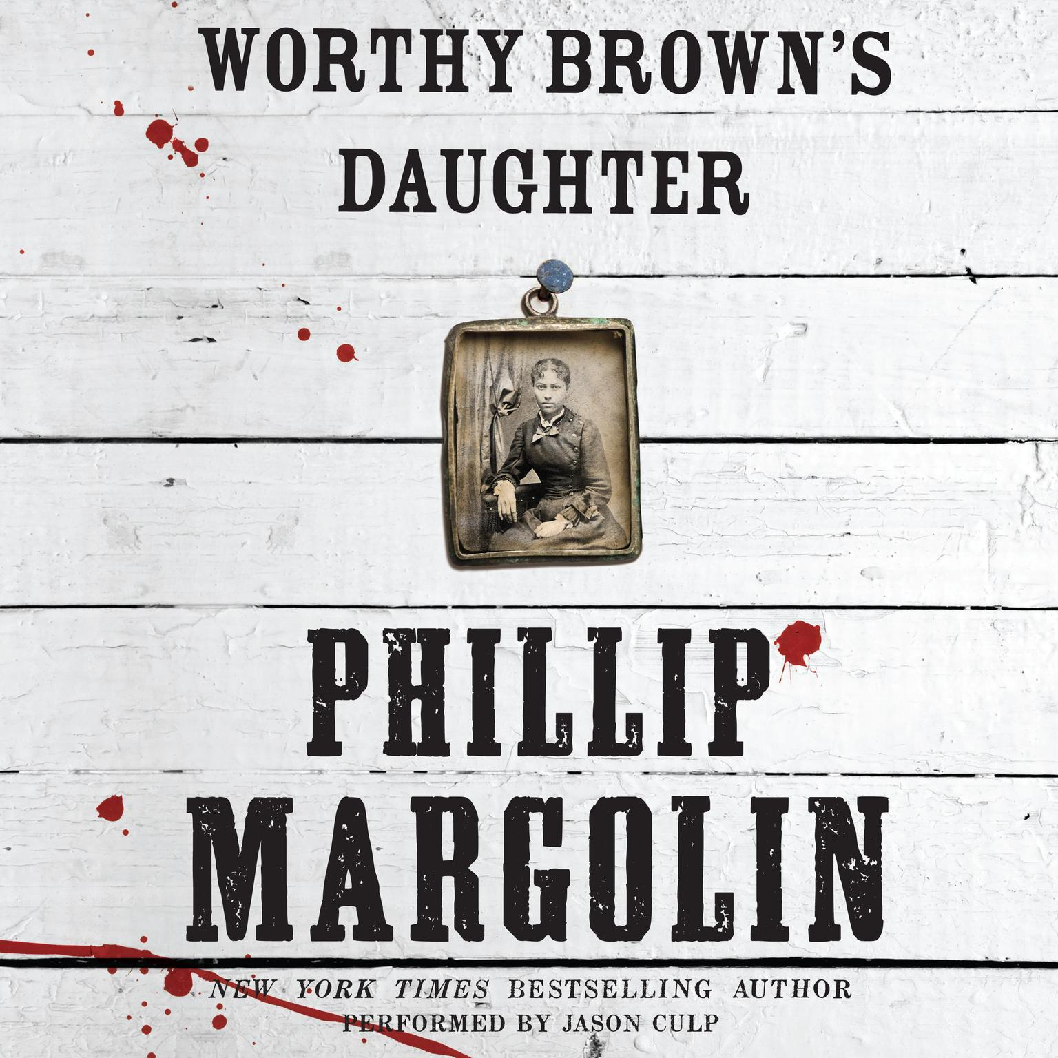 Printable Worthy Brown's Daughter Audiobook Cover Art