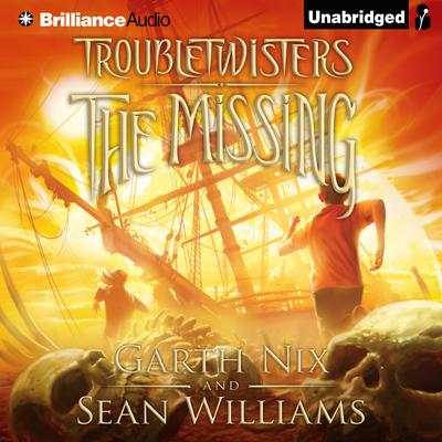 The Missing Audiobook, by Garth Nix