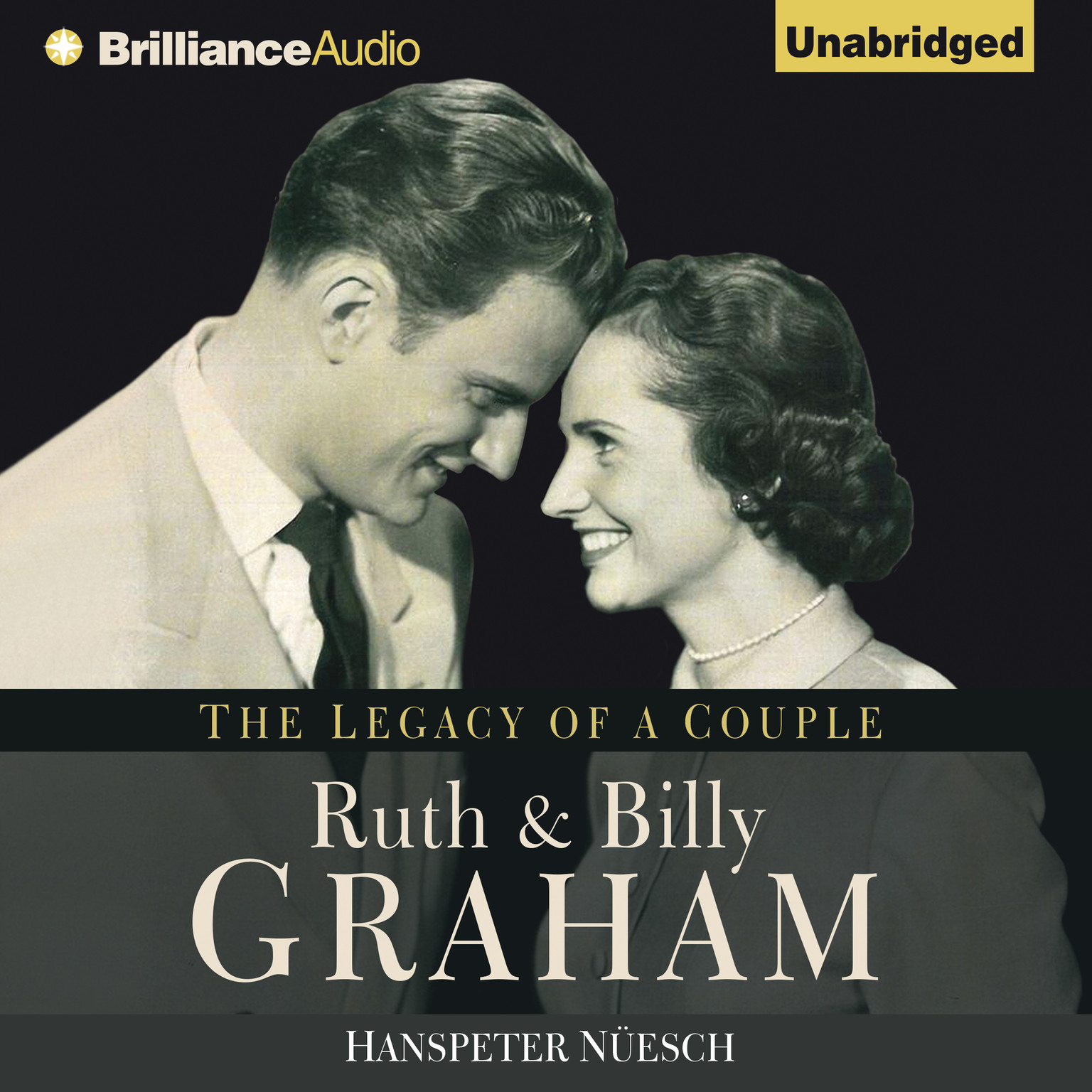 Printable Ruth and Billy Graham: The Legacy of a Couple Audiobook Cover Art