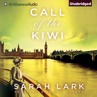 Call of the Kiwi Audiobook, by Sarah Lark