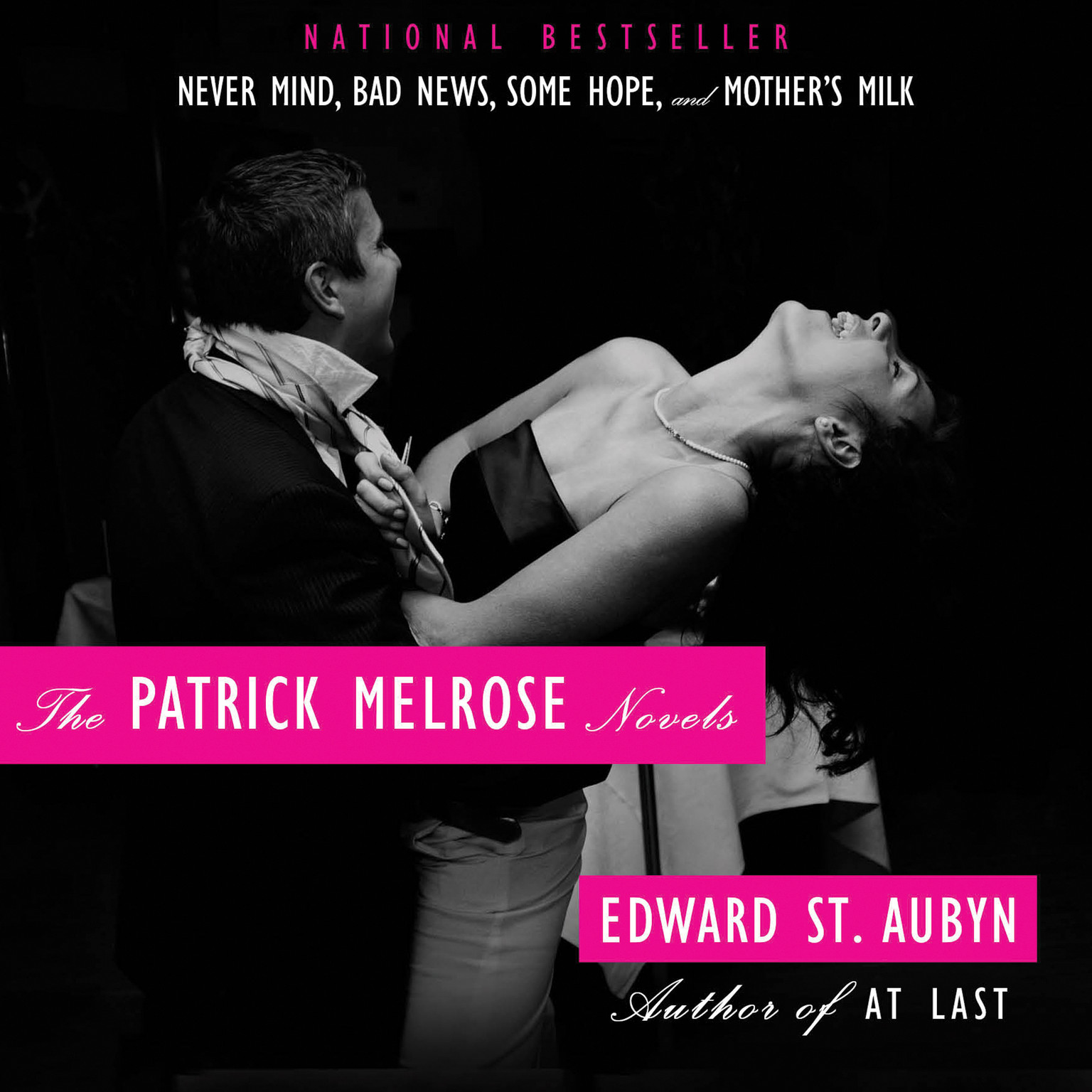 Printable The Patrick Melrose Novels: Never Mind, Bad News, Some Hope, and Mother's Milk Audiobook Cover Art