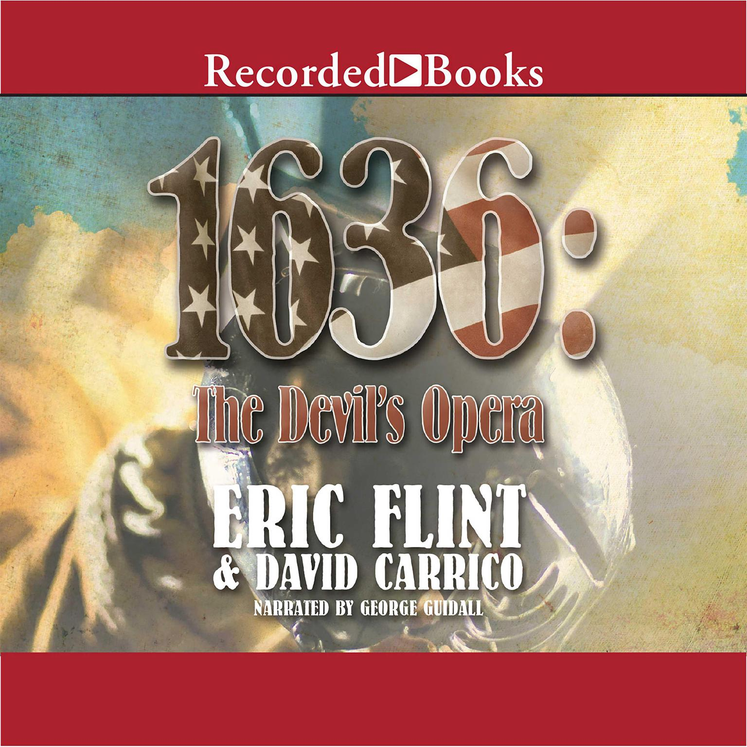 Printable 1636: The Devil's Opera Audiobook Cover Art