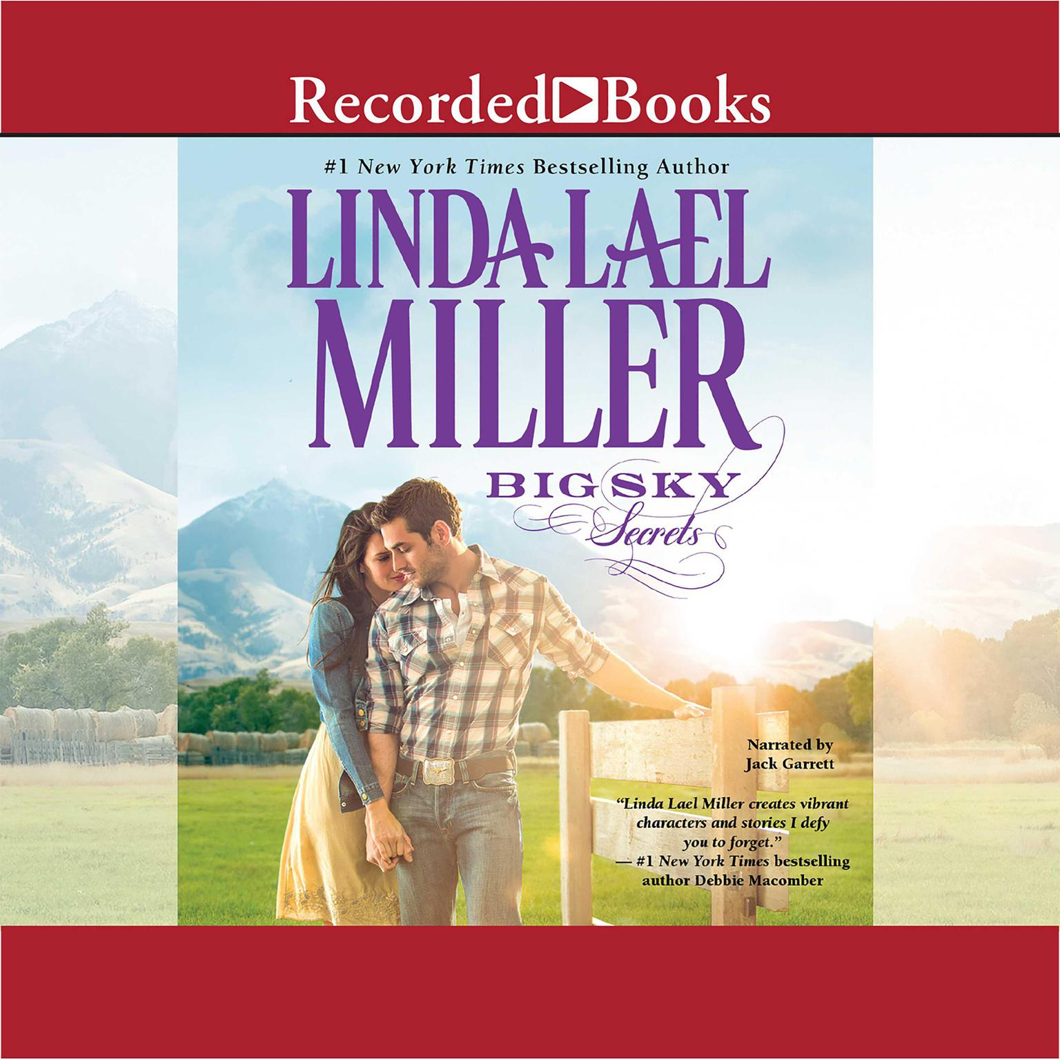 Printable Big Sky Secrets Audiobook Cover Art