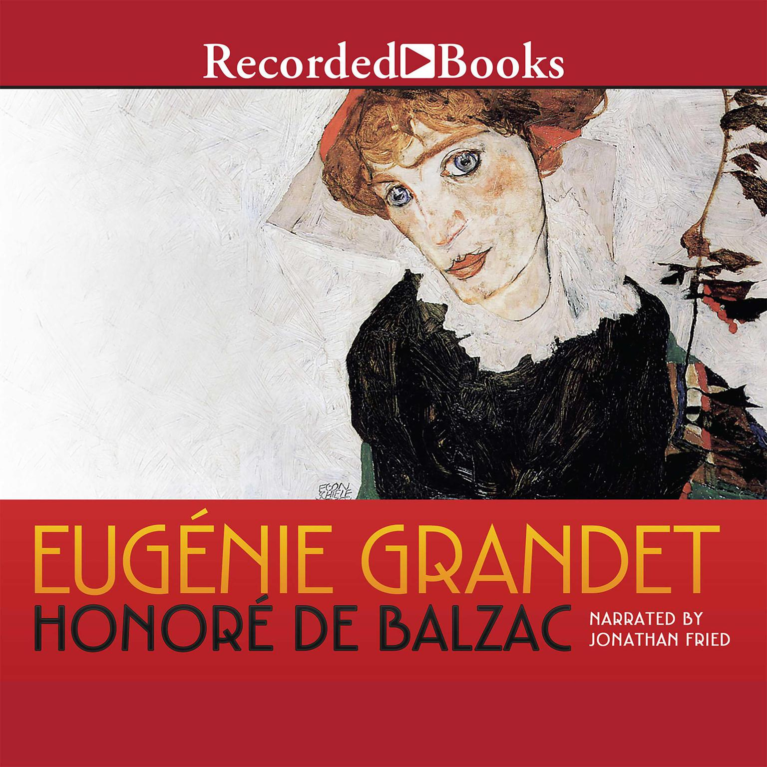 Printable Eugenie Grandet Audiobook Cover Art