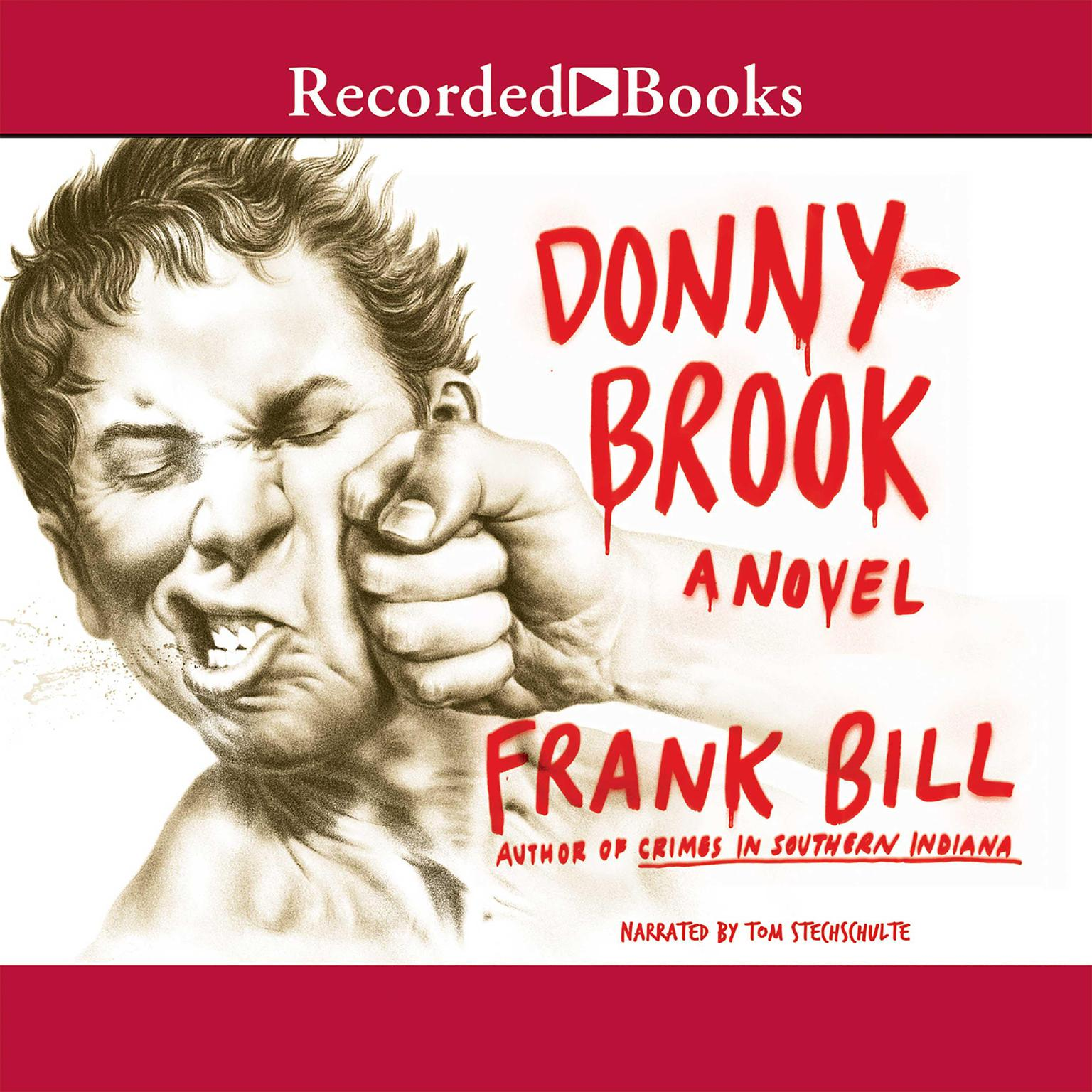 Printable Donnybrook: A Novel Audiobook Cover Art