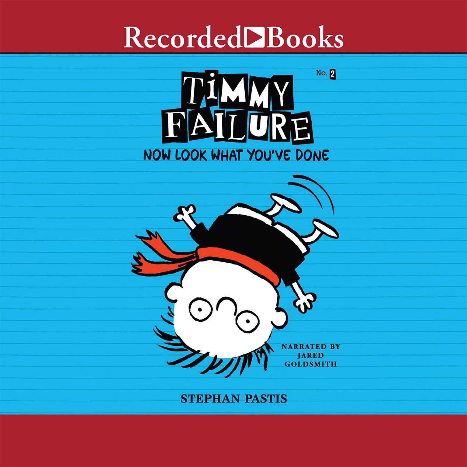 Printable Now Look What You've Done! Audiobook Cover Art