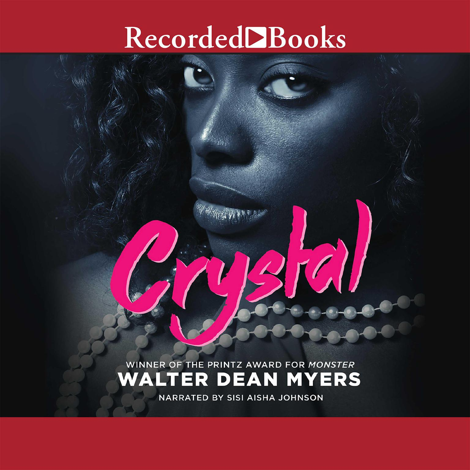 Printable Crystal Audiobook Cover Art