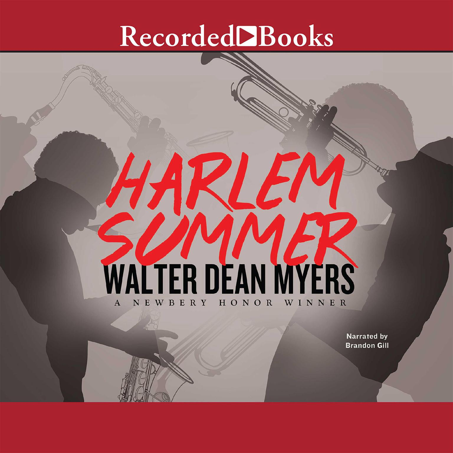 Printable Harlem Summer Audiobook Cover Art