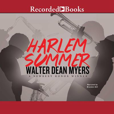 Harlem Summer Audiobook, by Walter Dean Myers