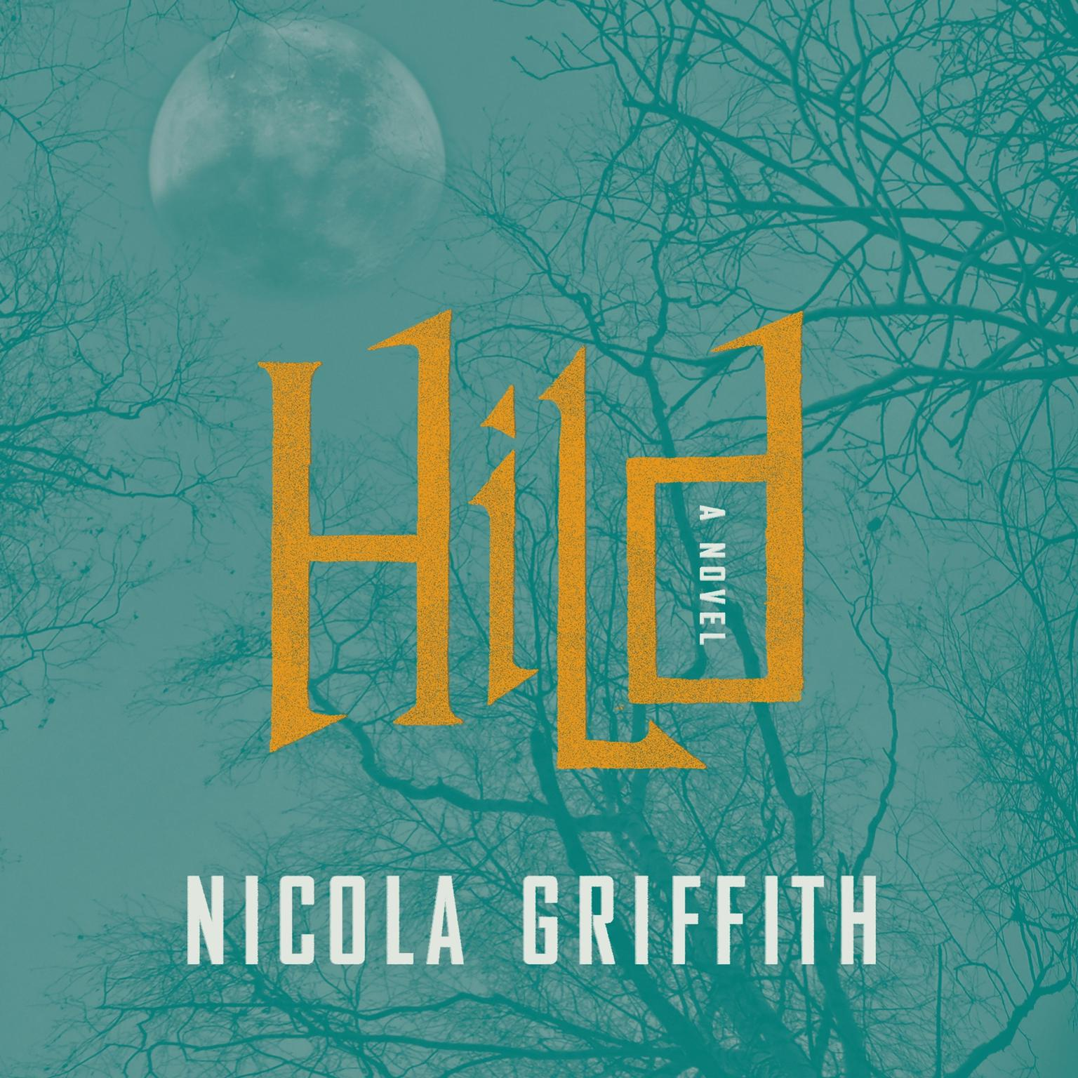 Printable Hild: A Novel Audiobook Cover Art