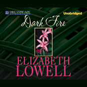Dark Fire Audiobook, by Elizabeth Lowell