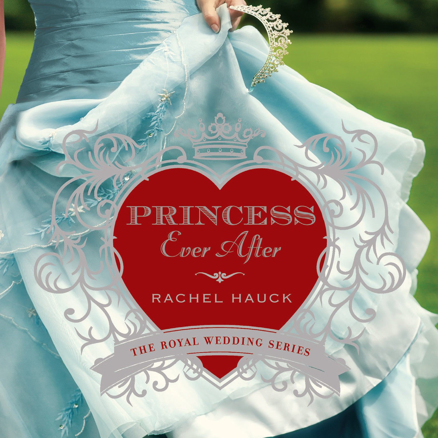 Printable Princess Ever After Audiobook Cover Art