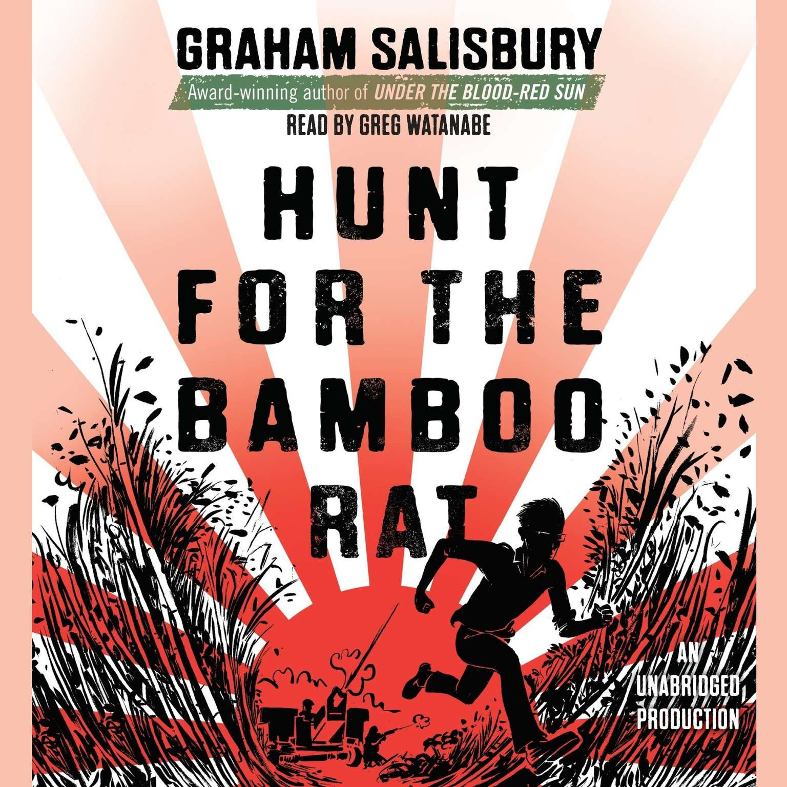 Printable Hunt for the Bamboo Rat Audiobook Cover Art