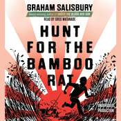 Hunt for the Bamboo Rat Audiobook, by Graham Salisbury
