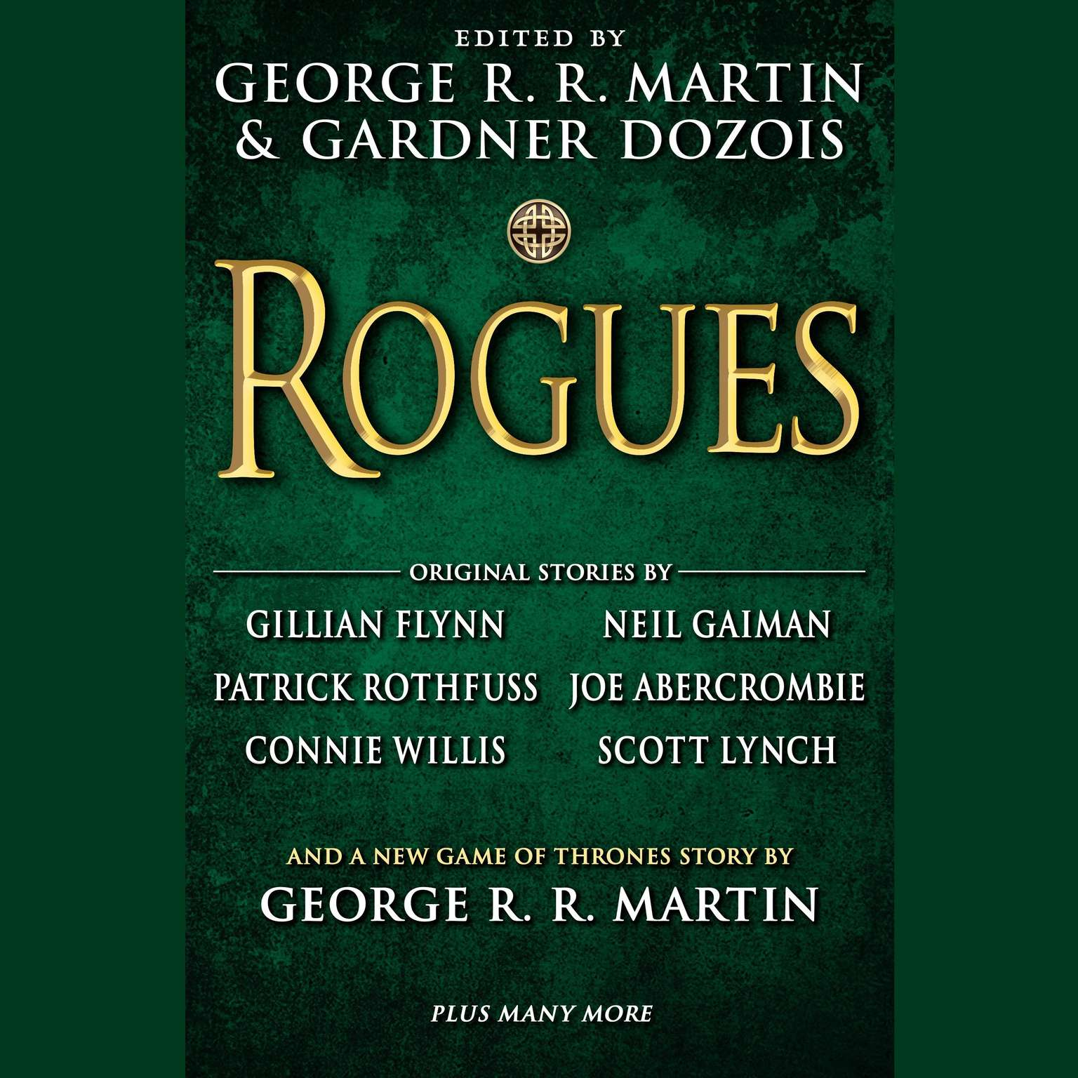 Printable Rogues Audiobook Cover Art
