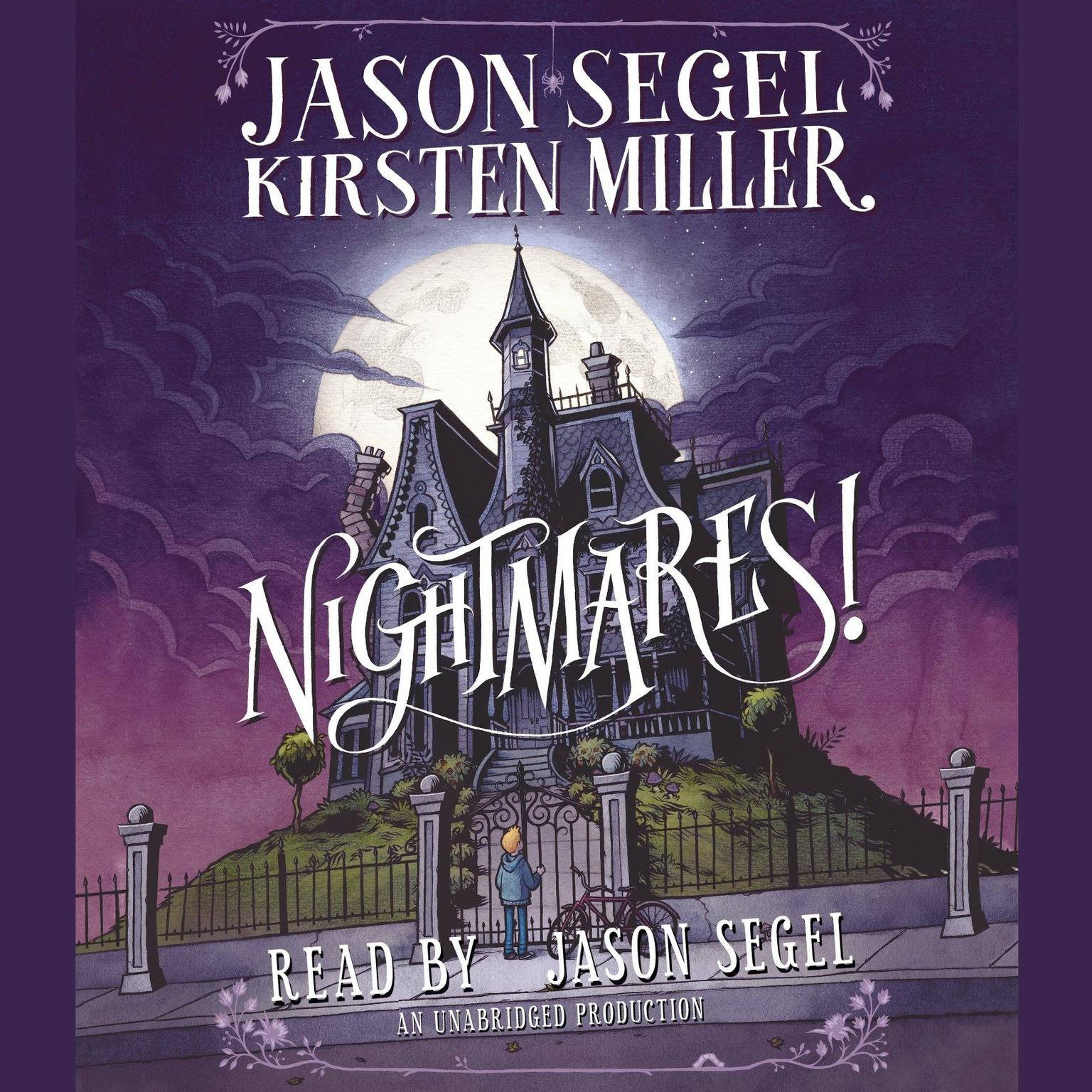 Printable Nightmares! Audiobook Cover Art