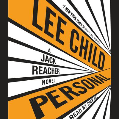 Personal: A Jack Reacher Novel Audiobook, by Lee Child