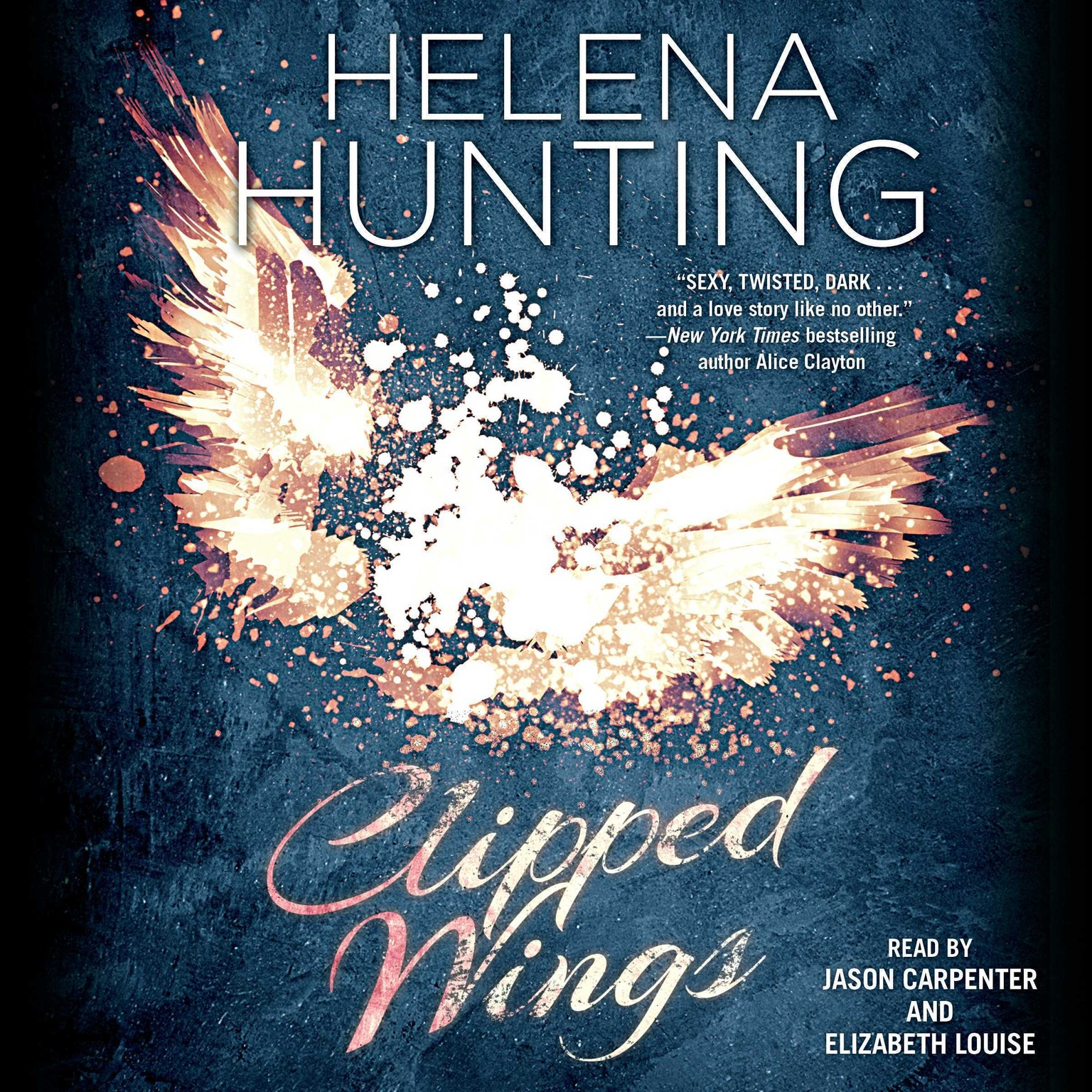 Printable Clipped Wings Audiobook Cover Art