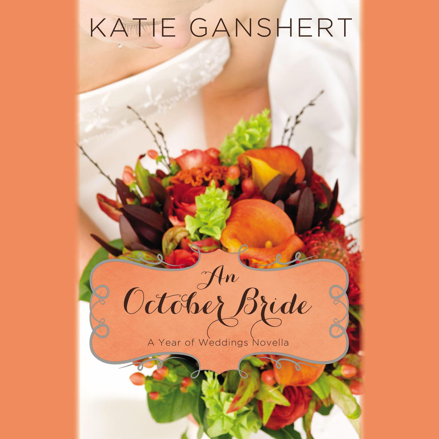 Printable An October Bride: A Year of Weddings Novella Audiobook Cover Art