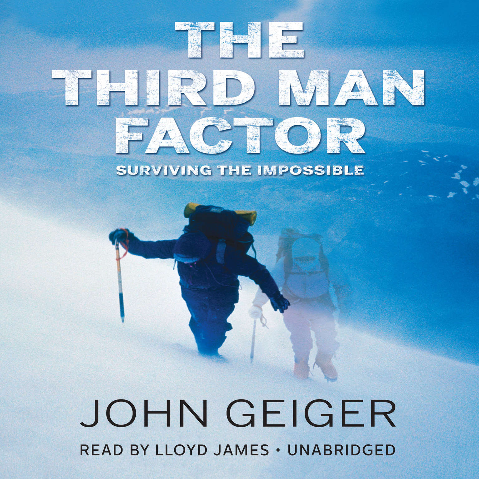 Printable The Third Man Factor: Surviving the Impossible Audiobook Cover Art