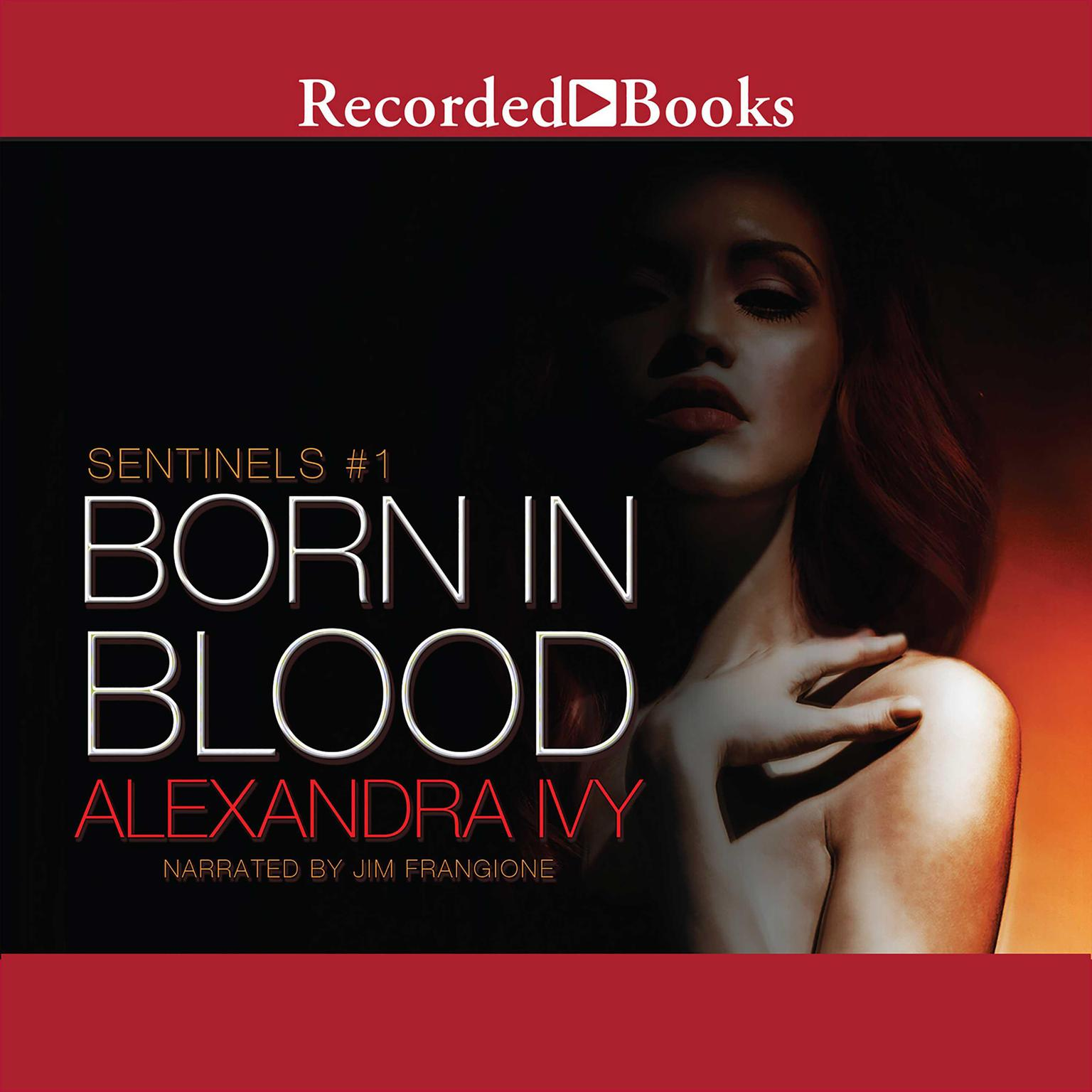 Printable Born in Blood Audiobook Cover Art